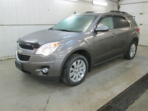 2011 Chevrolet Equinox 2LT AWD, Leather Seating, Heated Front Se