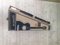 Elevation 3/4 guitar, hardly used in it's original box