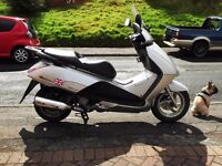 2005 honda pantheon 125cc scooter