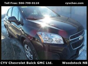 2014 Chevrolet Trax LS Automatic - $8/Day