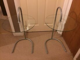 Bedside tables (x2) Both in good condition