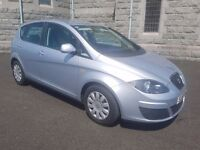 "SEAT ALTEA 1.9 TDI S 90 ""ONLY 70.000 MILES"""" 2010"