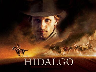 "HIDALGO (DVD-2004, 1-Disc) Region 2. "" Hugely entertaining from start to finish"""