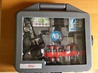 Hamleys microscope set