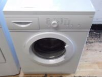 CURRYS USED WASHING MACHINE+FREE BH ONLY POSTCODES DELIVERY,INSTALL & 3 MONTHS GUARANTEE