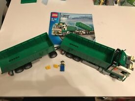 Lego City Set 7998 Heavy Hauler Truck