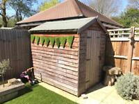 FREE Wooden Shed