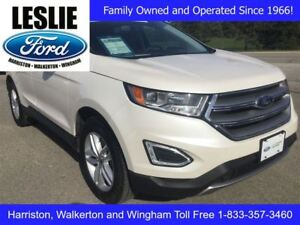 2015 Ford Edge SEL | AWD | Sold & Serviced at Leslie Motors