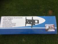 Wall. Racket mount swivel tilt LCD plasma tv 43-63 inch