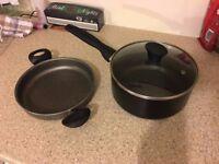 1 pot & 1 pan