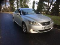 Beautiful Lexus is220diesel mot full service history one owner must see amazing drive
