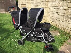 Good condition Double Pram/ buggy/ stroller