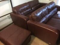 Leather suites