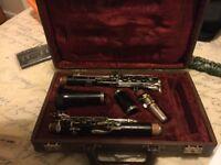 Boosey and Hawkes Emperor clarinet