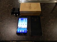 Samsung Galaxy S5 SM-G900F Charcoal Black locked to O2
