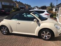 2011 Convertible VW Beetle *only 25k miles* Leather Seats