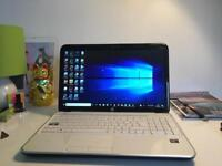 HP Pavilion g6 Laptop White 8GB RAM