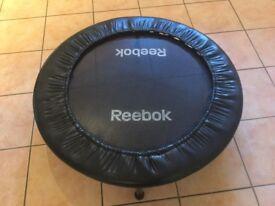 Reebok fitness trampoline/rebounder
