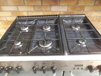 Cannon New world duel fuel ,single oven ,six burners ,grill,kitchen range.buyer collects