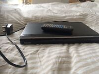 Toshiba DVD player with remote £10 for charity (Anthony Nolan)