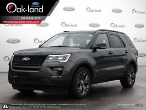 2018 Ford Explorer Sport Used Former Ford Executive Driven
