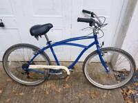 Retro beach cruiser bike bicycle