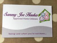 Self Employed Approved Home Childcarer