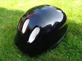Childs Black Cycle Helmet