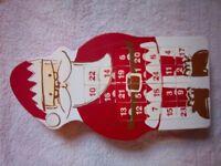 New Father Christmas Advent Calendar IP1