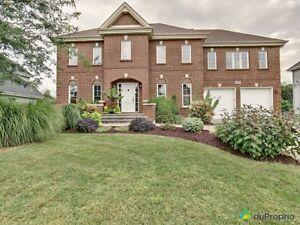 562 000$ - Maison 2 étages à vendre à Coteau-Du-Lac