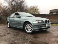 BMW 318SE Long Mot Low Mileage Full Service History Drives Great !!!
