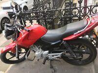 Yamaha ybr 125 great condition