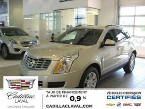2013 CADILLAC SRX Base-Traction avant