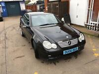 Going cheap Mercedes c180 coupe 2006