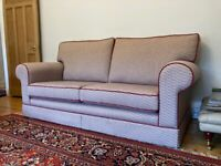 Ex-Display Model 3 Seat Georgina Sofa in Perfect Condition