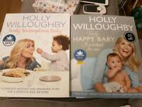Holly Willoughby baby books