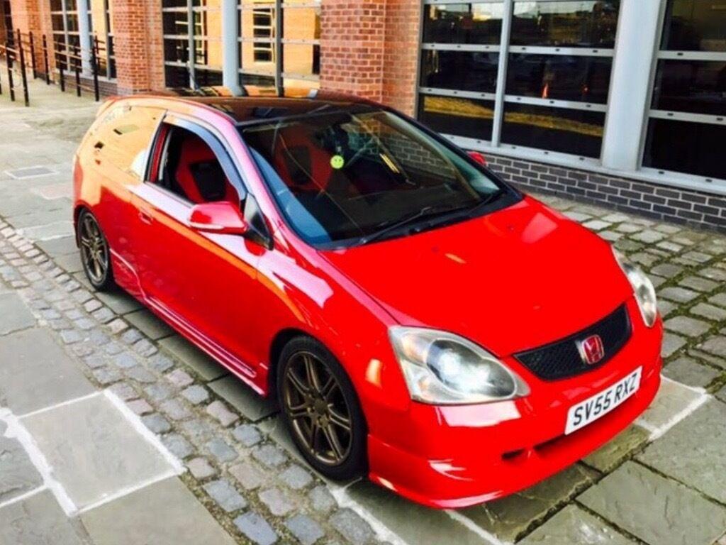 2006 Honda Civic type r premier edition,civic type r,k20 ...