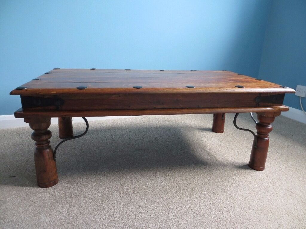 Reduced price large indian rosewood coffee table in york reduced price large indian rosewood coffee table geotapseo Choice Image