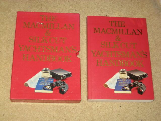 The Macmillan and Silk Cut Yachtsman's Handbook by Pan Macmillan (Paperback, ...