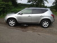 NISSAN MURANO 2005 IMMACULATE FULL MOT! FULL LPG CONVERSION