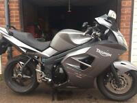 2008 Triumph Sprint ST 1050 ABS Model motorcycle with 12 Months MOT in Excellent Condition