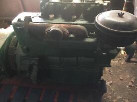 Lister 3 cylinder generator