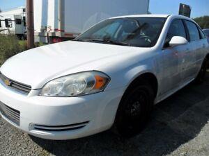 2011 Chevrolet Impala Police Groupe