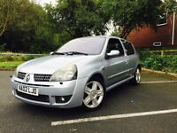 Renault Clio Sport 172 - 64K Miles Cambelt and dephaser JUST done. NOT 182 / Cup