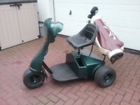 Golf Buggy Elite wide wheel base very stable 2 new batteries with charger £375 ono for quick sale