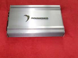 Diamond Audio Amp D3 500.4