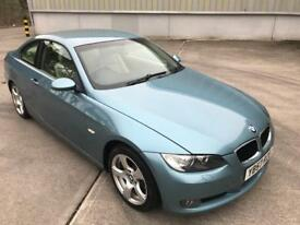 Stunning 2008 57 Bmw 320d Se Coupe **3 Owners+Only 96k+Full History+Full Leather**