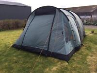 Vango Icarus 500 tent and canopy