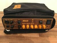 MarkBass little mark tube 500 head bass amp with gig bag. Aguilar TC Electronic orange ashdown