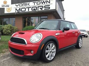 2009 MINI Cooper Hardtop S | NO ACCIDENTS | LOW KMs | SUPER CLEA